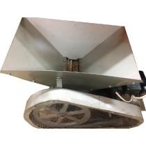 Zdrobitor pentru struguri electric 0.5KW Micul Fermier