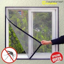 Plasa anti insecte pentru geam 140x140