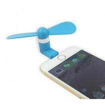 Mini ventilator portabil pentru iPhone, iPad