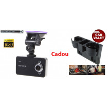 Camera auto video DVR Full HD 1080 cadou Suport auto Car Valet