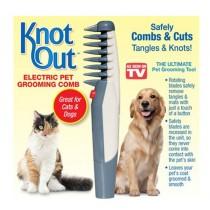 Perie Knot Out pentru caini si pisici