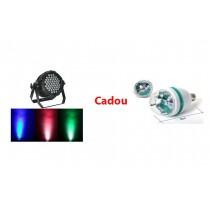 Proiector joc de lumini Par Light Cadou Lampa multicolora rotativa
