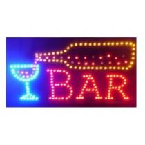 Reclama luminoasa - Bar