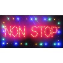 Reclama luminoasa - NonStop