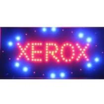 Reclama luminoasa - Xerox