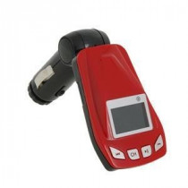 Modulator FM cu SD / MMC / microSD