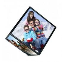 Cub rotativ 360 grade pentru 6 fotografii