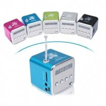 Mini boxa cu Mp3 player, Radio FM, stick USB, card microSD