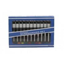 Set de surubelnite de electronica DL-12PC-1