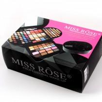 Paleta Makeup profesionala 130 nuante Miss Rose