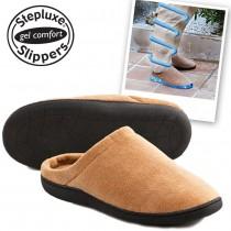 Papuci de casa gel slippers cu relax gel antioboseala