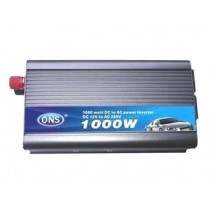 Invertor auto 1000W ONS - 12V