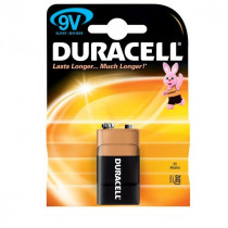 Baterie alcalina Duracell 9V