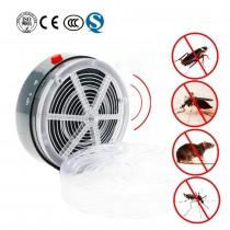Dispozitiv anti insecte UV solar