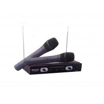 Set microfoane cu receiver NC-210
