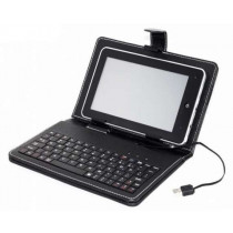 Husa tableta cu tastatura USB - 7 inch