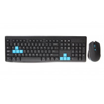 Kit mouse si tastatura wireless 2,4Ghz HK3100