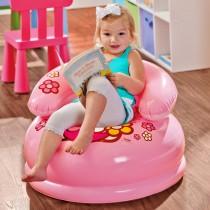 Fotoliul Gonflabil pentru Copii tip Hello Kitty, Intex 48508