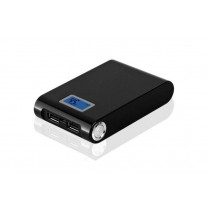 Baterie externa Power Bank cu display 12000mah