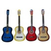 Chitara clasica din lemn pentru copii