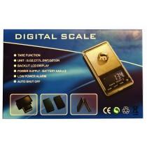 Cantar Digital Scale pentru bijuterii 200g