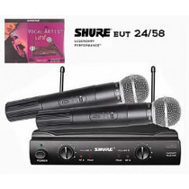 Set microfoane  SM 58 Vocal Artist UHF