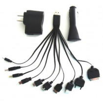 Incarcator universal USB Hybrid Charger 14 in 1