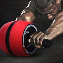 Aparat roata dubla pentru abdomen si definire musculara Ab-Carver Gym Pro