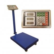 Cantar pliabil electronic 300kg cu platforma 40 x 50 cm