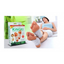Set plasturi detoxifiere Kinoki Cataplasma Kiyome 50 bucati