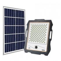 Proiector LED cu Panou Solar, Camera WiFi HD, Telecomanda, 236 de LED-uri