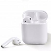 Casti Bluetooth Wireless , i 12TWS, Control Tactil, 3D Sound