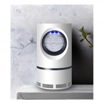 Lampa UV anti insecte, USB, cu ventilator, pentru interior