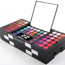 Miss Rose 3D - Kit make-up profesional cu 148 culori