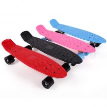 Skateboard colorat Penny Board