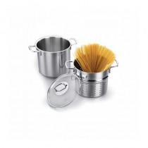 Oala pentru paste spaghete din inox capacitate 6 Litri