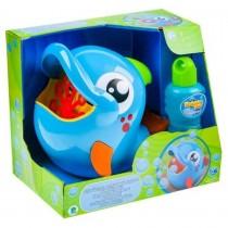 Masina cu baloane de sapun Delfin Bubble Fun