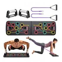Accesoriu fitness MultiGym 12in1, Placa antrenament pentru un corp perfect