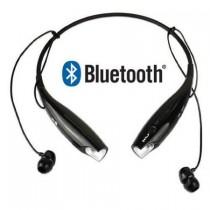 Casti Stereo Fitness Wireless Bluetooth tip Colier de Gat cu Microfon si Vibratii