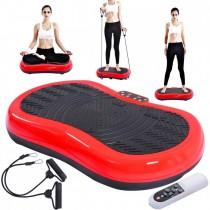 Dispozitiv fitness cu platforma si vibromasaj
