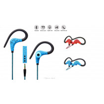 Casti Wireless Bluetooth Sport cu functie dubla