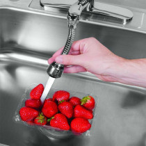 Prelungitor robinet Turbo Flex flexibil universal