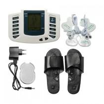 Pachet complet pentru masaj prin electro-stimulare, TENS/EMS