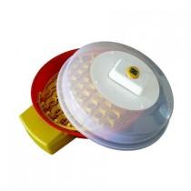 Incubator de oua cu intoarcere automata si termohigrometru Puisor X2 IO-104