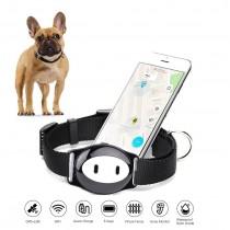Zgarda cu localizare GPS pentru animale de companie