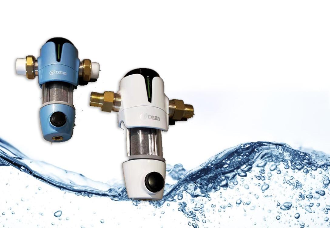 Image of Filtru apa cartus inox eliminare sedimente cu autocuratare Nipon